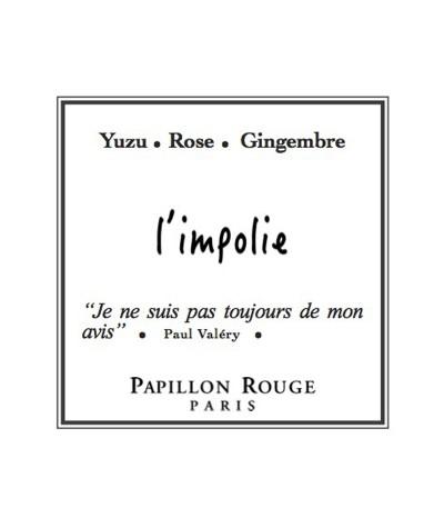 Perfume L´impolie de Papillon Rouge marca
