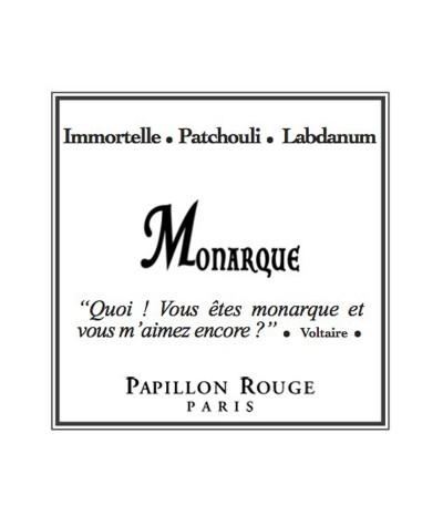 Perfume Monarque de Papillon Rouge marca